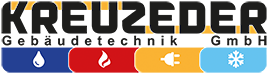 Kreuzeder Gebäudetechnik Logo